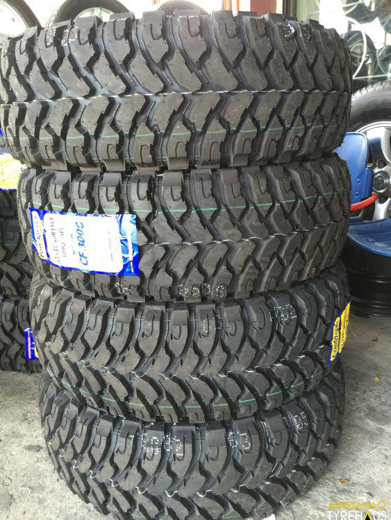 31 X 10 5 R15 forser Mud Tires Bnew