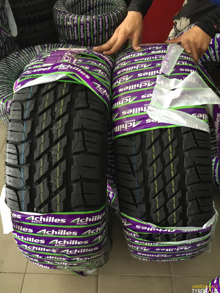 265 75 R16 Achilles At All Terrain Bnew Tires Mindanao Tyrehaus