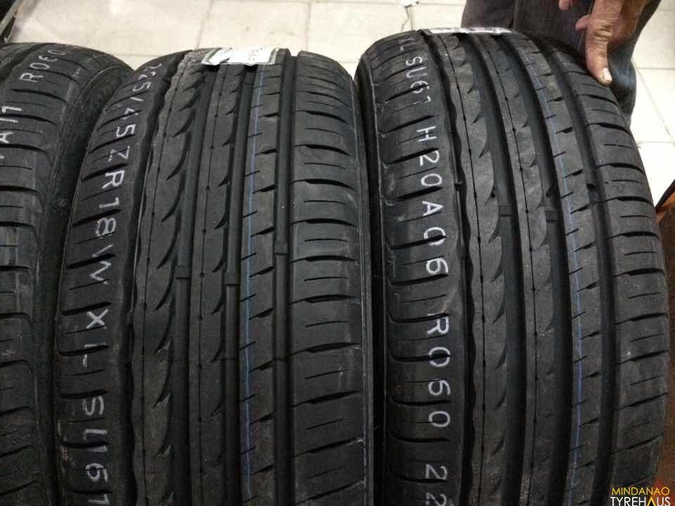 225-45-r18 Rovelo Bnew Tires Vietnam | Mindanao Tyrehaus
