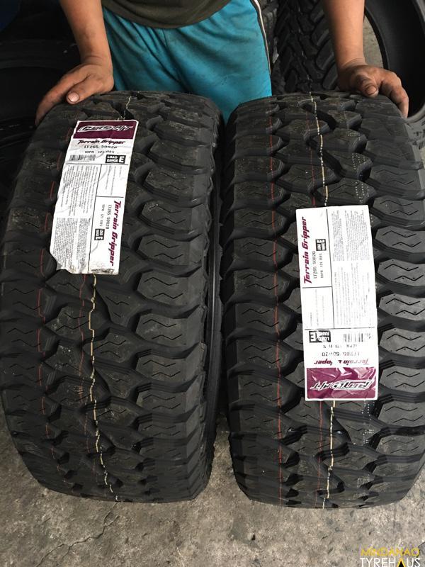 275 55 R20 Amp Terrain Gripper At Bnew Tires Mindanao Tyrehaus